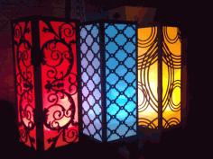 Nochniki Lamp Free CDR Vectors Art