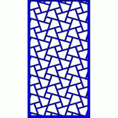 Cnc Panel Laser Cut Pattern File cn-l503 Free CDR Vectors Art