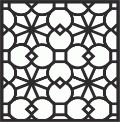 Decorative Panel Design Free CDR Vectors Art