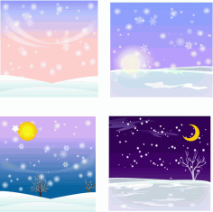 Changes In The Weather Free CDR Vectors Art