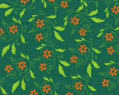 Background Floral Pattern Clip Art Free CDR Vectors Art