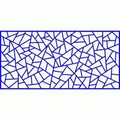 Cnc Panel Laser Cut Pattern File cn-l417 Free CDR Vectors Art