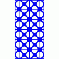 Cnc Panel Laser Cut Pattern File cn-l412 Free CDR Vectors Art
