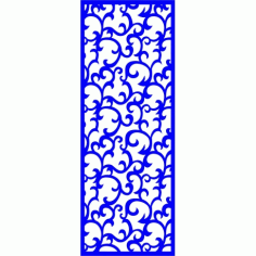 Cnc Panel Laser Cut Pattern File cn-l370 Free CDR Vectors Art
