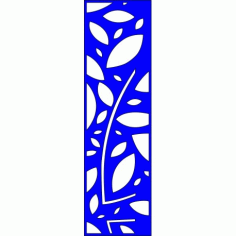 Cnc Panel Laser Cut Pattern File cn-l369 Free CDR Vectors Art