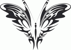 Butterfly Vector Art 026 Free CDR Vectors Art