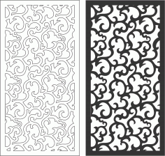 Screen Panel Free CDR Vectors Art