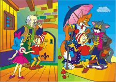 Classic Characters Clip Art Cartoon 6 Free CDR Vectors Art
