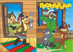 Classic Characters Clip Art cartoon3 Free CDR Vectors Art