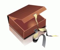 Gift Box Clip Art Free CDR Vectors Art