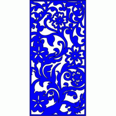 Cnc Panel Laser Cut Pattern File cn-l330 Free CDR Vectors Art