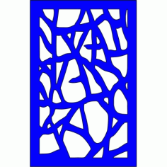 Cnc Panel Laser Cut Pattern File cn-l333 Free CDR Vectors Art