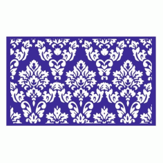 Cnc Panel Laser Cut Pattern File cn-l328 Free CDR Vectors Art
