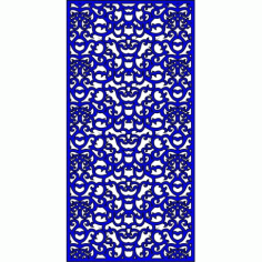 Cnc Panel Laser Cut Pattern File cn-l223 Free CDR Vectors Art