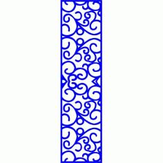 Cnc Panel Laser Cut Pattern File cn-l212 Free CDR Vectors Art