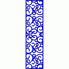 Cnc Panel Laser Cut Pattern File cn-l211 Free CDR Vectors Art
