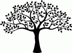 Decor Tree Free CDR Vectors Art
