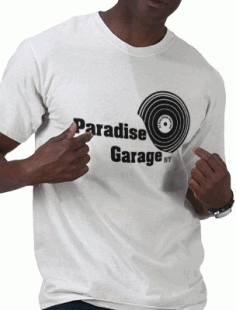 Paradise Garage Free CDR Vectors Art