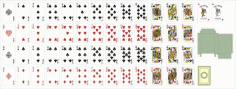poker Free CDR Vectors Art