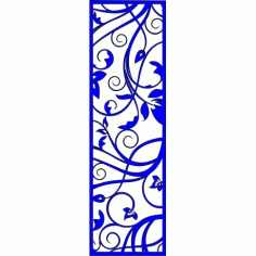 Cnc Panel Laser Cut Pattern File cn-l200 Free CDR Vectors Art
