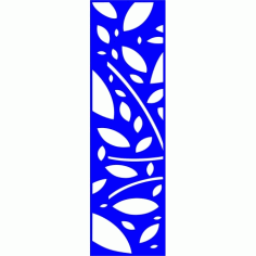 Cnc Panel Laser Cut Pattern File cn-l159 Free CDR Vectors Art