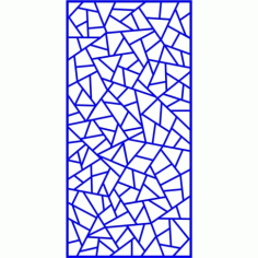 Cnc Panel Laser Cut Pattern File cn-l105 Free CDR Vectors Art