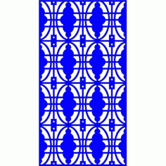 Cnc Panel Laser Cut Pattern File cn-l84 Free CDR Vectors Art