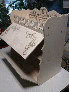 Khlebnitsa Wooden Box Free CDR Vectors Art