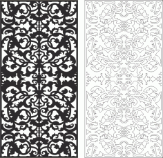 Floral Seamless Pattern D5565 Free CDR Vectors Art