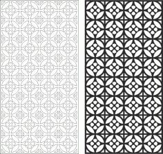 Seamless Pattern Abstract Circle Pattern Free CDR Vectors Art