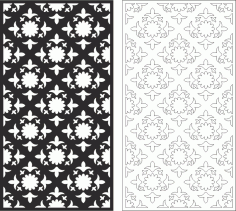 Vintage Seamless Pattern Free CDR Vectors Art