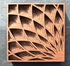 Deco Box File Download For Laser Cut Free CDR Vectors Art