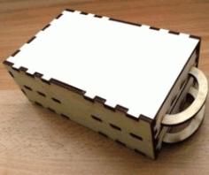 Money Box File Download For Laser Cut 545 Free CDR Vectors Art